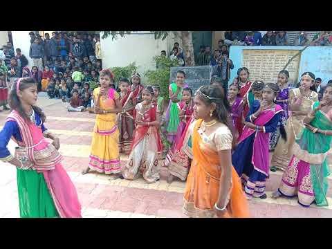 Jagatpura Primary School Pograme Dikari Mari Ladakavai 1