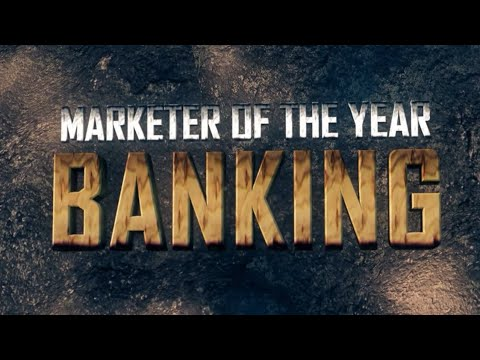 Marketer of the Year - Banking