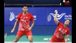Hasil Denmark Open 2019-Kalahkan wakil Taiwan,Praveen/Melati ke Final