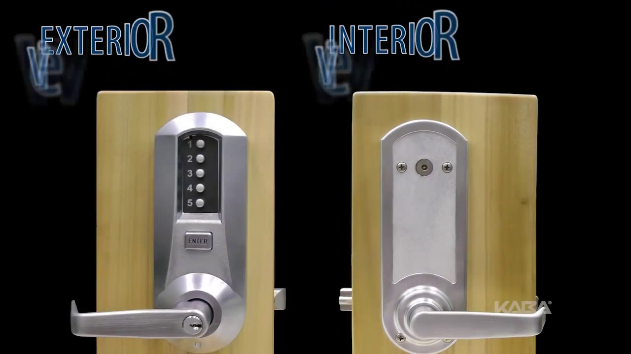 Simplex 5000 Lock How To Change The Combination