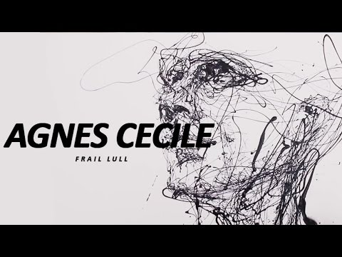 frail lull - speed painting by Agnes Cecile
