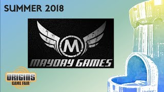 Mayday Games Summer Preview
