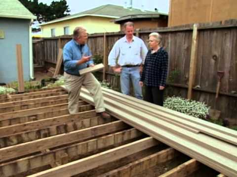 How To Make A Deck With Composite Decking