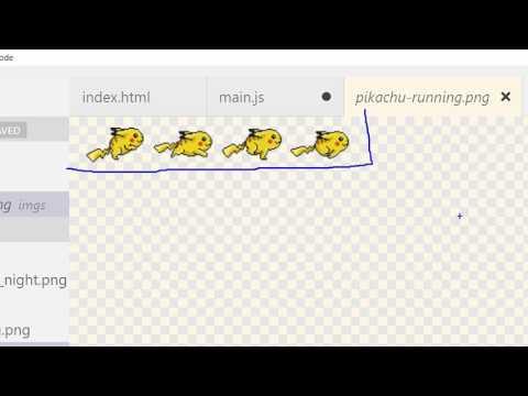 Canvas Workshop - Pikachu