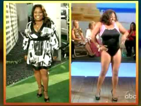 Sherri Shepherd Reveals Her Swimsuit Body On The View