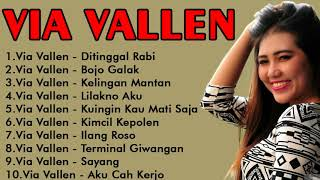 Gambar cover Via Vallen Full Album Terbaru 2017