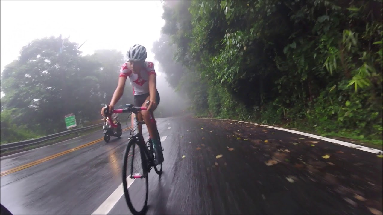 Video How to Pace Someone Up A Climb