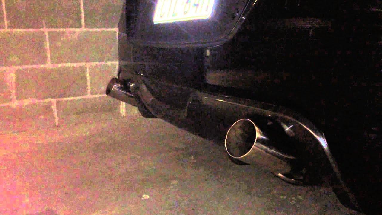 Suzuki Swift Club Australia - ZC32S xForce Prototype Exhaust different tips