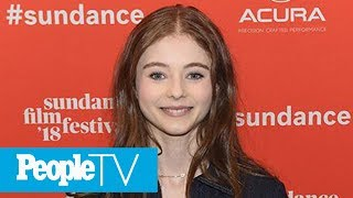 'Leave No Trace' Star Thomasin Harcourt McKenzie Talks Filming In Nudist Resort | PeopleTV