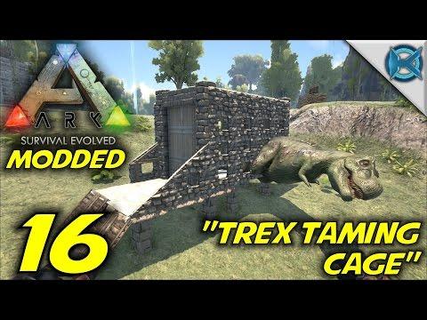 ARK MODDED: Survival Evolved -Ep. 16-