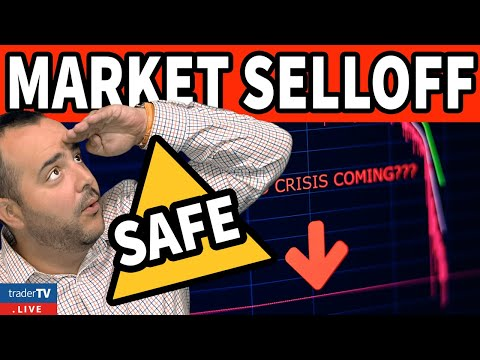 Safe Tech Stocks In The Current Market Selloff