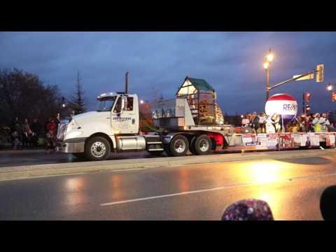 2016-11-19 Barrie Santa Claus Parade