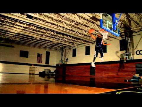 """Team Flight Brothers on CBS """"Life of a Pro Dunker"""" April 3,2011"""