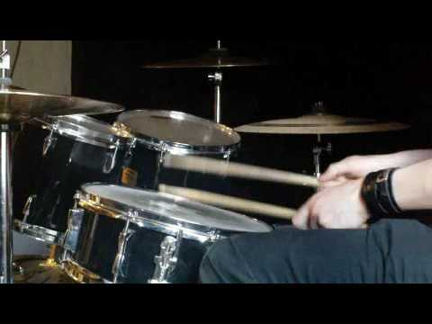 Porcupine Tree - Hatesong drum cover