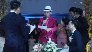 Xuân Bắc, Tự Long đại náo tiệc cưới của MC Thành Trung
