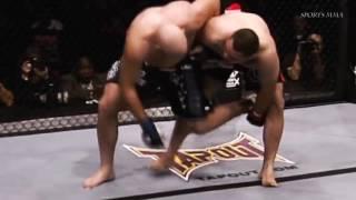 Cain Velasquez vs  Ben Rothwell FIGHT HIGHLIGHTS UFC 104