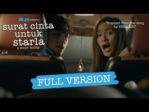 Surat Cinta Untuk Starla Jefri Nichol Caitlin Short Movie Full Version Youtube