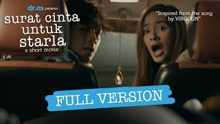 Surat Cinta Untuk Starla (Jefri Nichol & Caitlin) Short Movie - Full Version