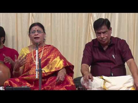 Bombay Lakshmi Rajagopalan - Ninne Nammi Naanu - Music Festival 2016, Day 4