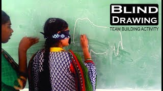Blind Draw   Team Building Fun Game