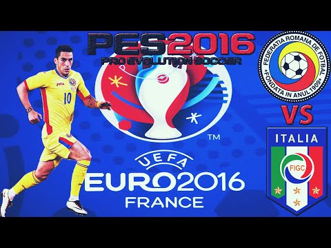 Uefa Euro 2016 Optimile de finala - Romania vs Squadra Azzurra