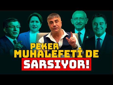 PEKER ERDOĞAN'LA BİRLİKTE MUHALEFETİ DE SARSIYOR