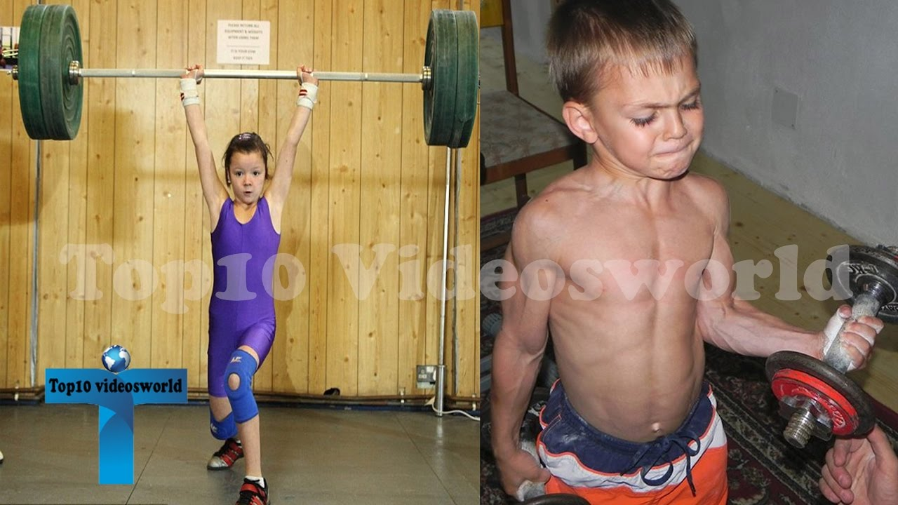 Top 10 Most Strongest Kid In The World Ever - Extreme ...