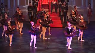 The Glass Slipper - Ball Ballet 'Fan' Dance - June 2019