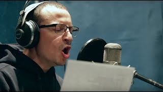 Chester Bennington EXCLUSIVE and Fort Minor(Mike Shinoda)