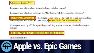 Apple & Epic Games Go to Trial
