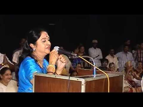 Actress Saroja Devi About MGR || Thirudathe 50yrs Function || 14.08.2011