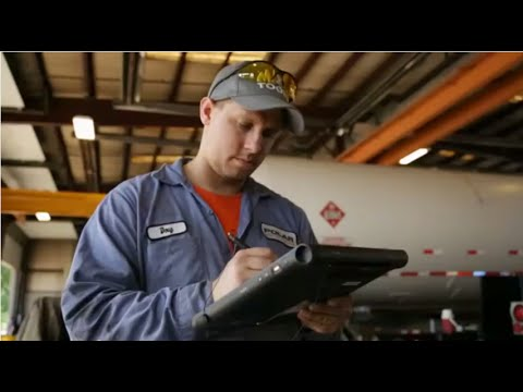 North America's Largest Tank Trailer Manufacturer Goes Paperless with ToolboxForms!