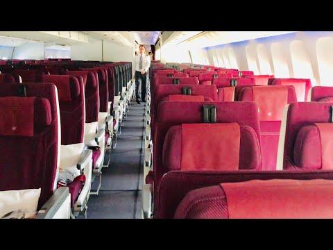TRIP REPORT   Qatar Airways (Economy) Doha-Manila   Boeing 777-300ER