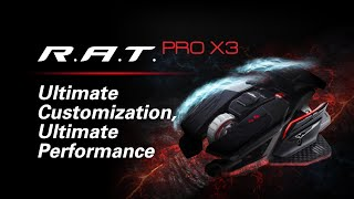 Unboxing the Mad Catz R.A.T. PRO X3