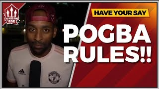 FLEX   Pogba Haters Silent! Young Boys vs Manchester United 0-3