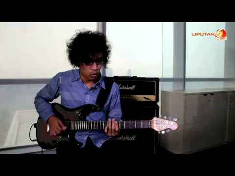 Tutorial Cara bermain Gitar by Kiki D'masiv part5