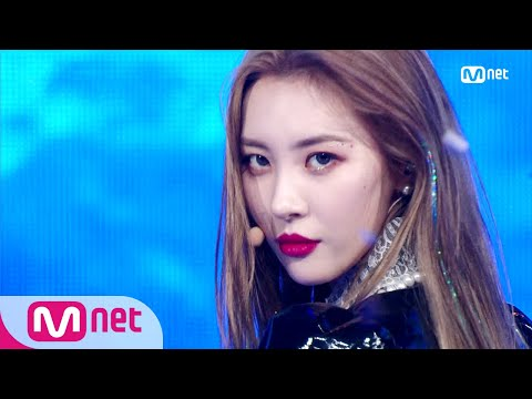 [SUNMI - Siren] KPOP TV Show | M COUNTDOWN 180920 EP.588