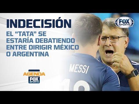 Messi estaría convenciendo a Gerardo Martino ¿Y la Selección Mexicana