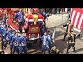 大黒町の唐人船 長崎くんち2018 の動画、YouTube動画。