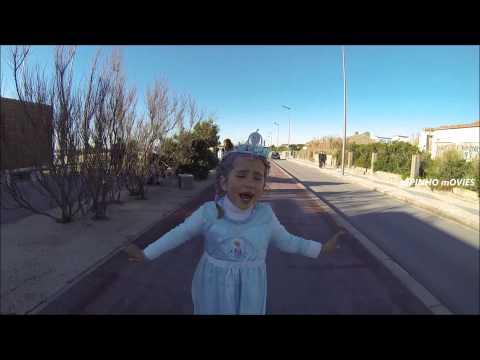 Show by Princess ELSA FROZEN - Let It Go Sing-along Disney HD