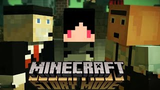 Zenmatho Short Movie Pak Tua vs Mas Botak! (Minecraft Story Mode) #1