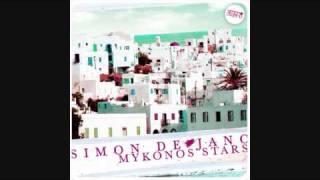 SIMON DE JANO - MYKONOS  STARS (Nicola Fasano & Steve Forest VS Hard Rock Sofa mix)