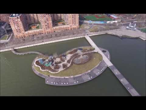 Pier C Park, Hoboken, NJ