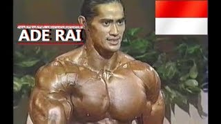 "▶ADE RAI ""The Father of Indonesian Bodybuilding"" MOTIVATION"
