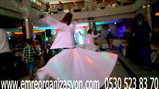 Kocaeli Semazen Ekibi-Emre Organizasyon 0530 523 83 70