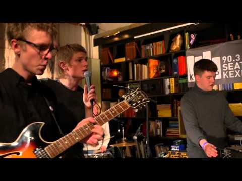 Fufanu - Northern Gannet (Live on KEXP)