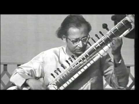 Pt. Nikhil Banerjee - Raga Mishra Kafi, Tabla- Pt. Swapan Choudhury