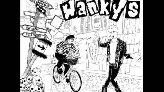 the-wankys---lost-in-france-and-drunk-ep