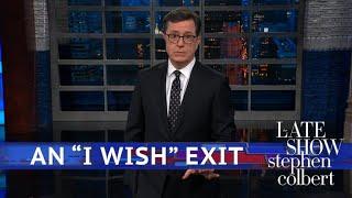 Trump's Chief Of Staff Is Eyeing The Door
