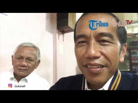 Vlog Jokowi Di Balige, Warga Nyanyikan Lagu Batak Hingga Indonesia Raya